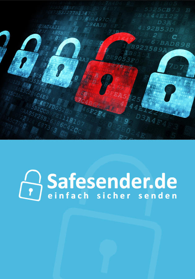 Datenblatt Safesender (PDF)
